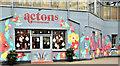 "J3373 : ""Actons"" restaurant, Belfast (January 2019) by Albert Bridge"