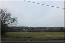 TQ5094 : Field by Bournebridge Lane, Stapleford Abbotts by David Howard