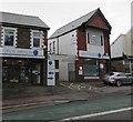 ST1586 : Caerphilly Veterinary Clinic, Market Street, Caerphilly by Jaggery