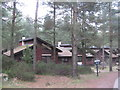 NY5826 : Lake Beck cottages at Whinfell by M J Richardson