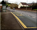 ST2687 : Caerphilly Road bus stop and shelter, Rhiwderin by Jaggery