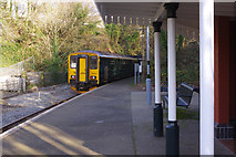 SX4368 : Calstock Station by Stephen McKay