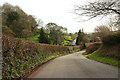 SX8560 : Blagdon Road by Derek Harper