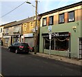 ST1586 : The Deli, Clive Street, Caerphilly by Jaggery