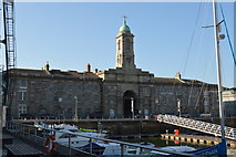 SX4653 : Royal William Yard - Melville by N Chadwick