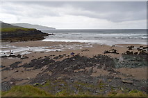 V3968 : Rocks, St Finan's Bay by N Chadwick
