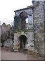 TQ6835 : 'Juliet's balcony' at Scotney Castle by Marathon