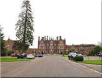 TG2202 : Dunston Hall by Adrian S Pye