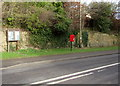 SP2512 : Queen Elizabeth II postbox, Fulbrook, West Oxfordshire by Jaggery