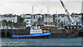 J5082 : The 'Wilanne' at Bangor by Rossographer