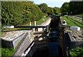 SK6436 : Hollygate Lane Lock No 7 by Mat Fascione