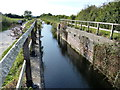 SK6336 : Sanders Lock No 5 on the disused Grantham Canal by Mat Fascione