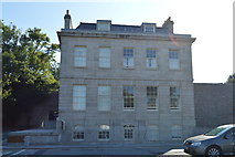 SX4653 : Royal William Yard - Officers house #1 by N Chadwick