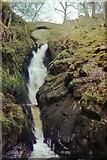 NY4020 : Aira Force Waterfall by Peter Jeffery