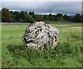 SE0063 : Standing stone, Linton by Bill Harrison