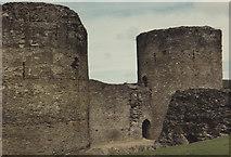SN1943 : Cilgerran Castle by Malcolm Neal