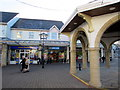 ST1587 : Greggs, Castle Court Shopping Centre, Caerphilly by Jaggery