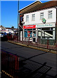 ST1587 : Piccadilly Fish Bar in Caerphilly by Jaggery