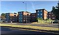 SP1192 : Yenton Court flats, Chester Road, Erdington, north Birmingham by Robin Stott