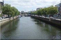 O1434 : River Liffey by N Chadwick