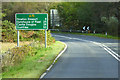 NX3061 : Eastbound A75 near Halfway House by David Dixon