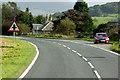 NX3964 : A75 near Knockbrex Toll by David Dixon