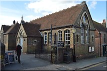 TQ9220 : St Mary's parish Hall by N Chadwick