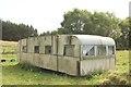 NN7999 : Tired Caravan, Drumguish by Graham Robson