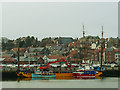 NZ9010 : Whitby Upper Harbour by Stephen Craven