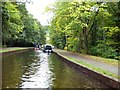 SJ2741 : Southern end of the Pontcysyllte aqueduct by Gerald England