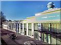 TQ1674 : Globe Central Building, Chertsey Road by Des Blenkinsopp