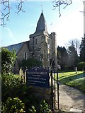TQ7924 : St James the Great, Ewhurst Green: January 2019 by Basher Eyre