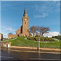 NH6645 : Old High Church Inverness by valenta