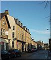 SE3055 : Westmoreland Street, Harrogate by Derek Harper