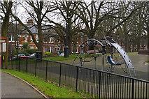 TQ2990 : Playground, Alexandra Park by Christopher Hilton