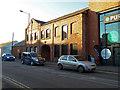 SO8554 : Former works, Worcester by Chris Allen