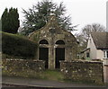 SO9006 : Grade II (star) listed Bisley lock-up, Gloucestershire by Jaggery
