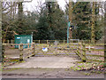 SO8463 : Severn Trent sewage pumping station, Ombersley by Chris Allen