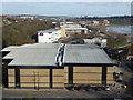 TQ7267 : Cineworld seen from the North Downs Way by Marathon
