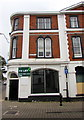 SO3700 : Former Barclays Bank premises to let, Usk by Jaggery