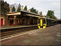 SO7845 : Great Malvern Station by Phil
