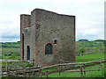 SO3299 : Former Ladywell Engine House near Shelve by Stephen Richards