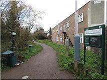 TQ3187 : Parkland Walk at Finsbury Park by Malc McDonald