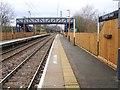 SK0417 : Rugeley Town railway station, Staffordshire by Nigel Thompson