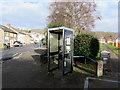 ST1788 : BT phonebox, Church Street, Bedwas by Jaggery