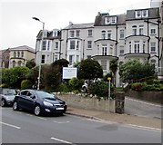 SS5147 : South side of Dilkhusa Grand Hotel, Ilfracombe by Jaggery