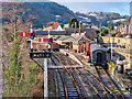 SJ2142 : Llangollen Railway Station by David Dixon