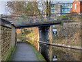 SJ2142 : Llangollen Canal, Bridge#45W (Wharf Hill) by David Dixon