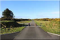 NS2006 : Road to Turnberry Lighthouse by Billy McCrorie