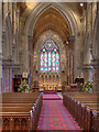 SJ0075 : St Margaret's Church (interior) by David Dixon